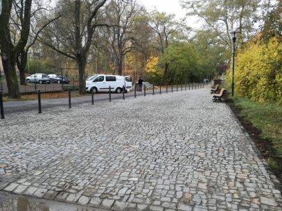 Oprava asfaltových cest