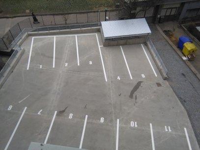 Rekonstrukce parkoviště
